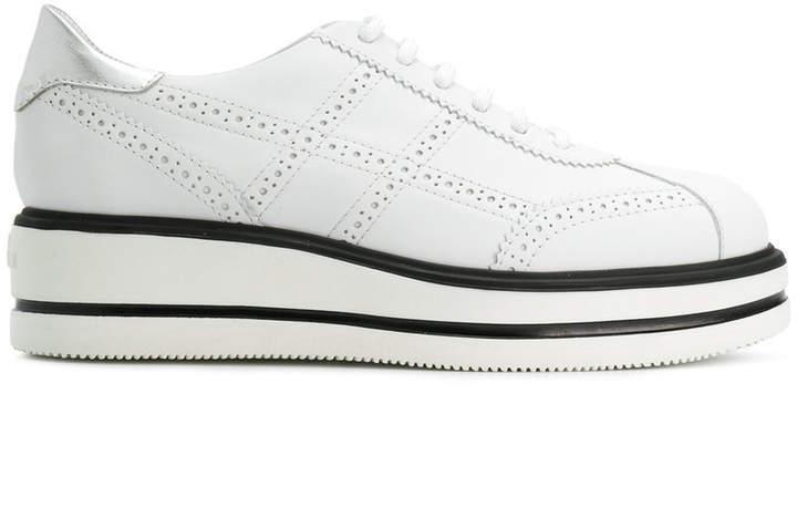 Hogan brogues flatform sneakers