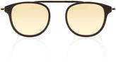 Garrett Leight Van Buren Aviator-Style Sunglasses
