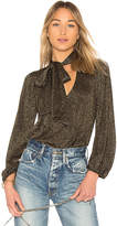 Rachel Pally Scarf Tie Sweater Top