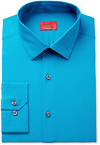 Alfani Slim Fit + Stretch Men's Deep Lake Dress Shirt, Only at Macy's