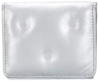 Maison Margiela logo plaque key-wallet