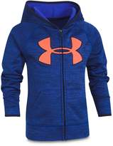 Under Armour Boys' Big Logo Twist Hoodie