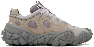 Acne Studios Grey Bolzter Sneakers