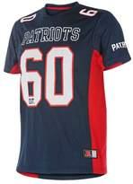 Majestic New England Patriots Men's Mesh Tee