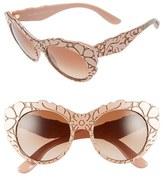 Dolce & Gabbana Women's 53Mm Sunglasses - Natural White