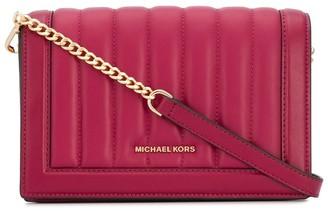 MICHAEL Michael Kors Quilted Cross Body Bag