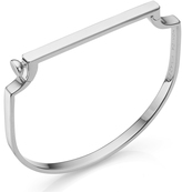 Monica Vinader Signature Thin Petite Bangle