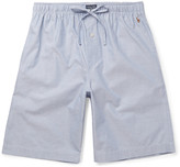 Polo Ralph Lauren - End-on-end Cotton-oxford Pyjama Shorts