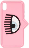 Chiara Ferragni eyelash phone case Iphone XR