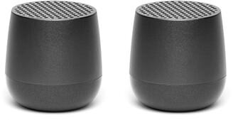 Lexon MINO PLUS 2-Pack Bluetooth(R) Speakers