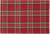 JCP HOME JCPenney HomeTM Tartan Plaid Set of 4 Placemats