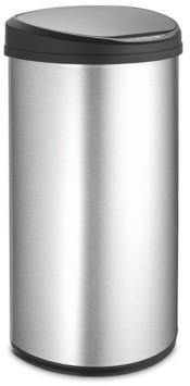 Nine Stars Group Usa Inc 13.2 Gallon Stainless Steel Sensor Trash Can