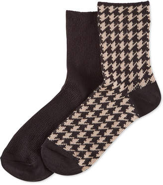 Hue 2 Pack Wintersoft Boot Socks
