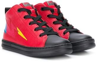 Camper Runner hi-top sneakers