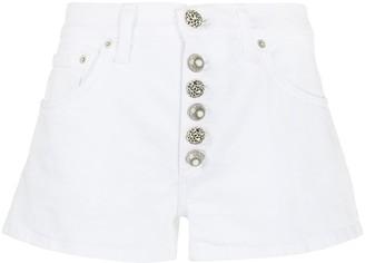 Dondup Denim Button-Up Shorts