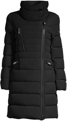 Post Card Urban Katanec Down Quilted Coat