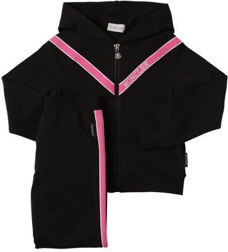 Moncler Cotton Sweatshirt Hoodie & Sweatpants