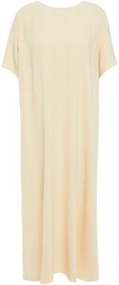 The Row Stretch-crepe Midi Dress