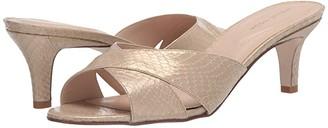 Pelle Moda Bea (Beige) Women's Dress Sandals