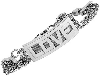 Charriol Stainless Steel Bracelet