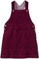 Jo-Jo JoJo Maman Bebe Cord Dungaree Dress (Toddler/Kid) - Plum-2-3 Years