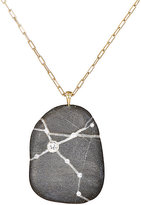 Cvc Stones Women's Bastia Pendant Necklace-BLACK