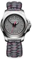 Victorinox I.N.O.X. Analog Paracord Bracelet Watch