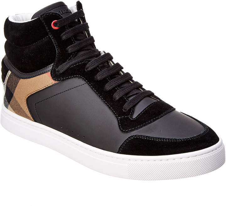 House Check Top Reeth Sneaker High Leatheramp; w8nXkPO0