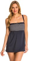 Tommy Hilfiger Swimwear Sailing Stripes Swim Dress 8142670