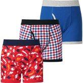 Uniqlo Boys Boxer Briefs, 3 Pack