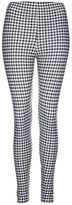 Topshop Gingham print leggings