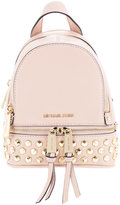 MICHAEL Michael Kors studded backpack - women - Calf Leather - One Size