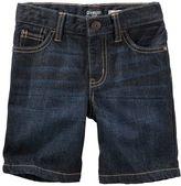 Osh Kosh Boys 4-8 Denim Shorts