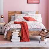 west elm Emmerson® Reclaimed Wood Bed - Natural