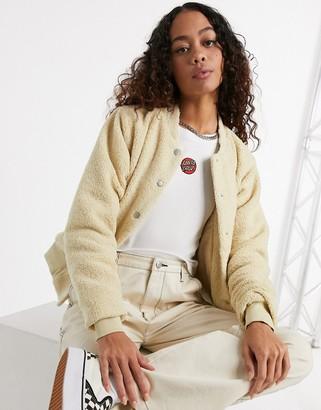 Santa Cruz Opus Dot jacket in ecru