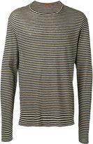 Barena striped longsleeved T-shirt