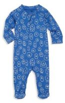 Stella McCartney Baby's Monster-Print Footie