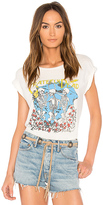 Junk Food Clothing Grateful Dead Tee in White