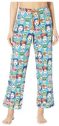 The Cat's Pajamas Frida Pajama Pants