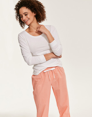 Calvin Klein PJ in a bag Long Sleeve Pant Set