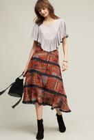 Eva Franco Maroue Patchwork Skirt