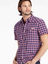 Lucky Brand Short Sleeve San Gabriel Western