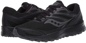 Saucony Versafoam Cohesion TR13 (Black/Grey) Men's Shoes
