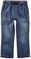 Carter's Boys 4-8 Buckled Denim Pants