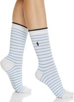 Polo Ralph Lauren Tipped St. James Trouser Socks