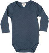 Oeuf T-shirt Bodysuit (Baby) - Indigo-24 Months