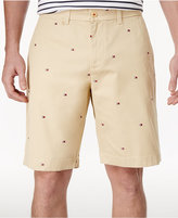 Tommy Hilfiger Men's Classic-Fit Embroidered Shorts