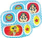 Wonder Woman Plate & Bowl
