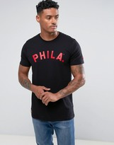 New Era Philadelphia Phillies T-shirt With Arch Logo