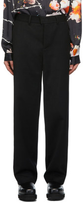 Stolen Girlfriends Club Black Formal Apology Trousers